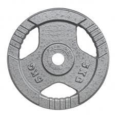 Диск металлический Хаммертон Atlas Sport 5 кг (посад. диаметр 26 мм)