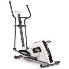 Эллиптический тренажер Atlas Sport Fenix white (шаг 40 см. маховик 12 кг)