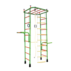Шведская стенка (детский спортивный комплекс) №8 'Альпинистик'