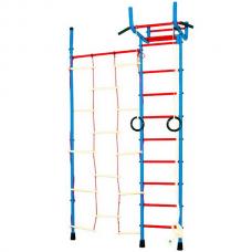 Шведская стенка (детский спортивный комплекс 19) 'Паук' , Альпинистик