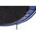Батут Atlas Sport 312см - 10ft PRO (3 ноги) + усиленные опоры, с внешней сеткой и лестницей +подарок