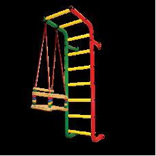 Шведская стенка (детский спортивный комплекс) 'Малыш' ДСК 11