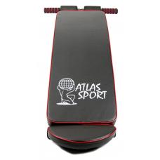 Скамья наклонная для пресса Atlas Sport AS-04