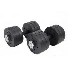 Гантели Atlas Sport 2х7.5 кг