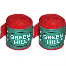 Бинт боксерский Green Hill BC-6235a 2,5м red