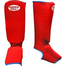 Защита голень-стопа Green Hill SIC-6131 Red р-р L