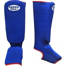 Защита голень-стопа Green Hill SIC-6131 Blue р-р L