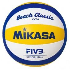 Мяч волейбольный Mikasa Beach Classic VX 30