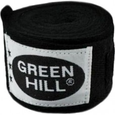 Бинт боксерский Green Hill 3,5 м BC-6235c Black