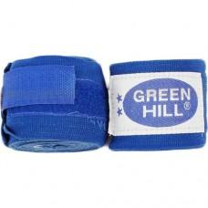 Бинт боксерский Green Hill 2,5 м BP-6232a Blue