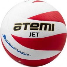 Мяч волейбольный Atemi Jet red/white