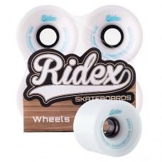 Комплект колес для лонгборда Ridex SB 78A 69x55 white