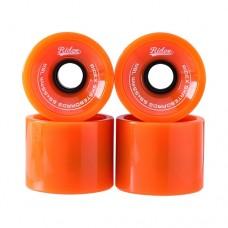 Комплект колес для лонгборда Ridex SB 78A 69x55 orange