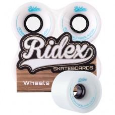 Комплект колес для пенни бордов (Penny Board) Ridex SB 82А 60x45 white