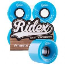 Комплект колес для пенни бордов (Penny Board) Ridex SB 82А 60x45 light blue