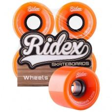 Комплект колес для пенни бордов (Penny Board) Ridex SB 82А 60x45 orange