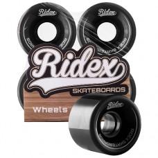 Комплект колес для пенни бордов (Penny Board) Ridex SB 82А 60x45 black