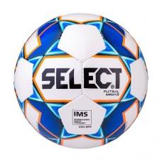 Мяч футзальный Select Futsal Mimas IMS 852608 №4 White/Blue/Orange/Black