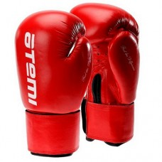 Боксерские перчатки Atemi LTB19009 Red р-р 10 oz.