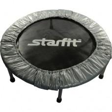 Батут складной Starfit TR-301 Grey (100см)