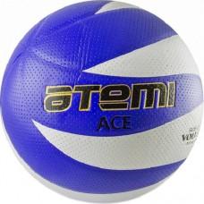 Мяч волейбольный Atemi Ace White/blue