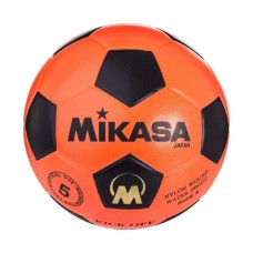 Мяч футбольный Mikasa S5-K-OBK №5 Orange/Black