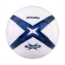 Мяч футбольный Mikasa Trigger5-BL №5 White/Blue