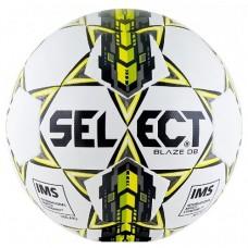 Мяч футбольный Select Blaze DB white/green
