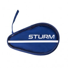Чехол для ракетки настольного тенниса Sturm Для одной ракетки CS-02 Blue