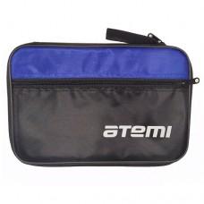 Чехол Atemi для ракетки настольного тенниса ATC107 Black/Blue