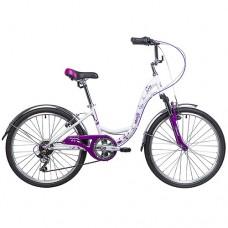 Велосипед Novatrack Butterfly 24