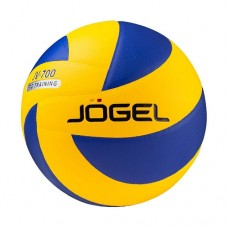 Мяч волейбольный Jogel JV-700 yellow/blue