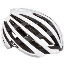 Шлем STG HB97-B с фикс застежкой white/black р-р L (58-61 cm) Х94968