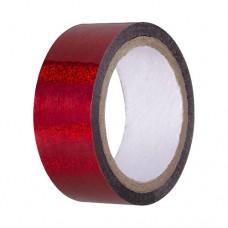 Скотч-лента для художественной гимнастики Amely 20 мм x 15 м AGS-301 red