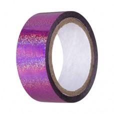 Скотч-лента для художественной гимнастики Amely 20 мм x 15 м AGS-301 pink