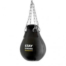 Груша боксерская Effort 12 кг Е522 black