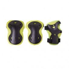 Комплект защиты для роликов Ridex Rapid green р-р M