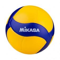 Мяч волейбольный Mikasa V300W FIVB Appr. yellow/blue