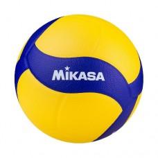 Мяч волейбольный Mikasa V320W yellow/blue