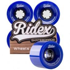 Комплект колес для пенни бордов (Penny Board) Ridex SB 82А 60x45 dark blue