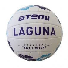 Мяч волейбольный Atemi Laguna White/Dark Blue/Blue