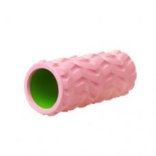 Ролик массажный Body Form BF-YR02 pink/green