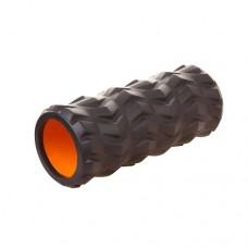 Ролик массажный Body Form BF-YR02 black/orange