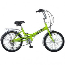 Велосипед Novatrack FS-30 20