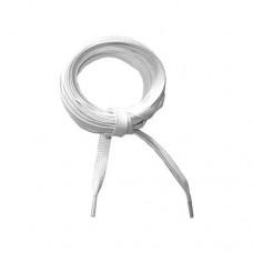 Шнурки люминесцентные Спортивная коллекция White