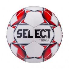 Мяч футзальный Select Brillant Replica №5 White/Red/Grey