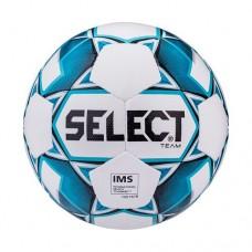Мяч футбольный Select Team IMS 815419 №5 White/Blue/Black