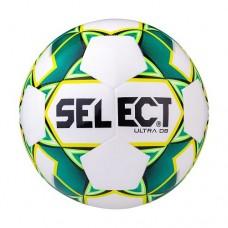 Мяч футбольный Select Ultra DB 810218 №5 White/Green/Yellow/Black