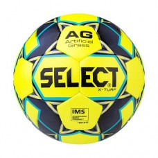 Мяч футбольный Select X-Turf IMS 810118 №5 Yellow/Black/Blue