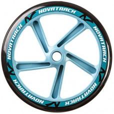 Колесо для самоката Novatrack 1шт 230мм Х76782 Blue
